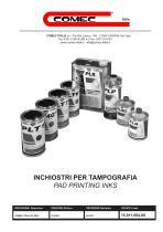 Inks catalogue
