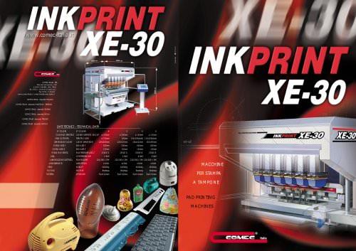 Pad Printing Machine X30