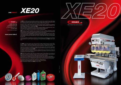 Pad Printing Machine XE20