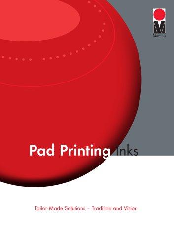 Pad Printing inks