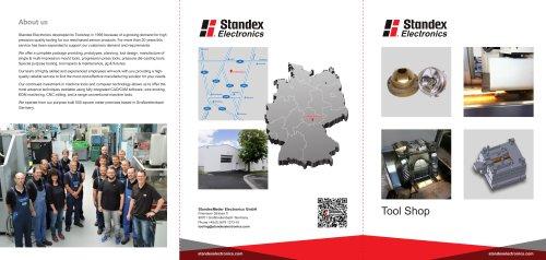 Capabilities & Solutions - Tool Shop