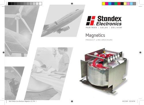 Product Line Brochure Planar Transformers