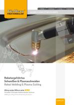 Robot Welding & Plasma Cutting