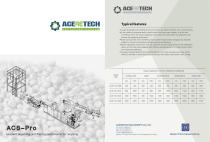 ACS-Pro Pelletizing Machine