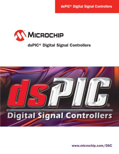 dsPIC Digital Signal Controllers Brochure