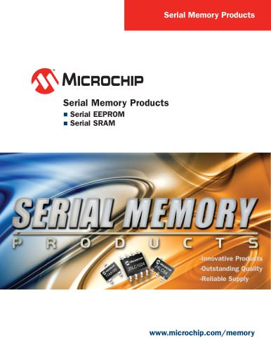 Serial Memory Products