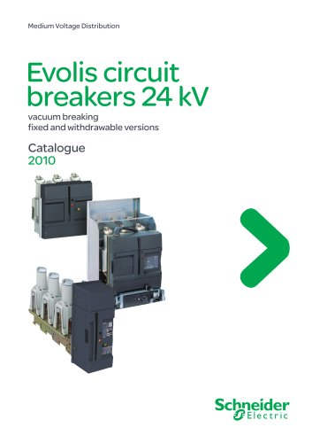 Evolis 24kV catalogue