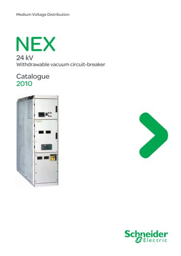 NEX 24 catalogue 2010