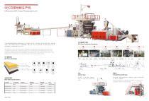 SPC Flooring Production Line EIR ONLINE