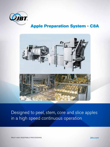 Apple Preparation System-C8A