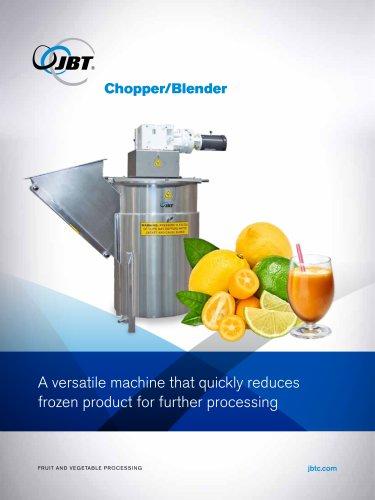 Chopper/Blender