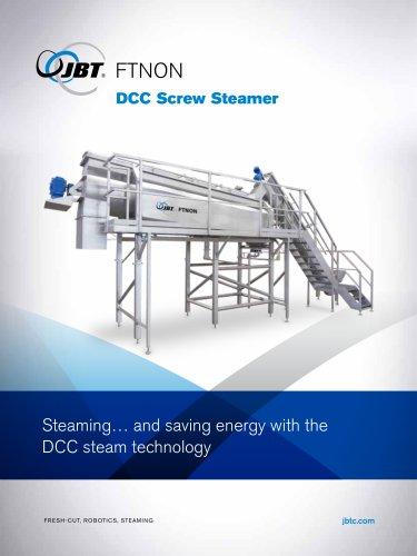 DCC Screw steamer