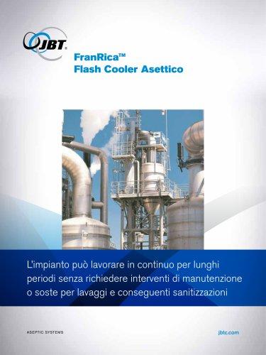 FranRica™ Flash Cooler Asettico