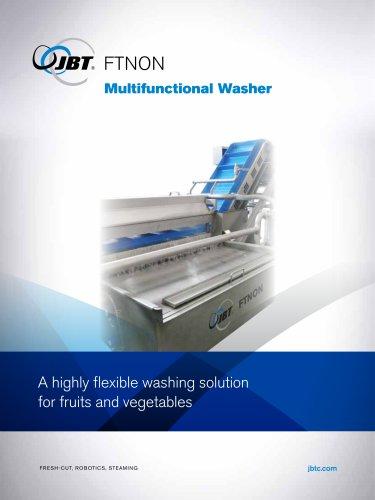 Multifunctional washer