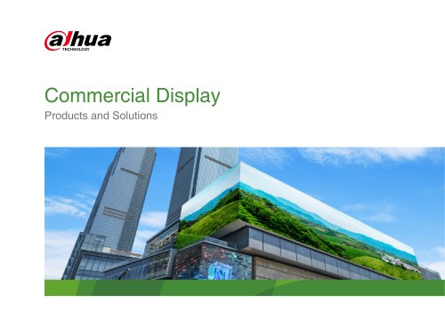 Commercial Display