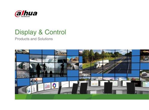 Display & Control