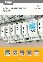 RELAY - Modular electronic devices