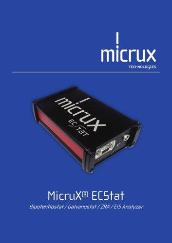 MicruX® ECStat