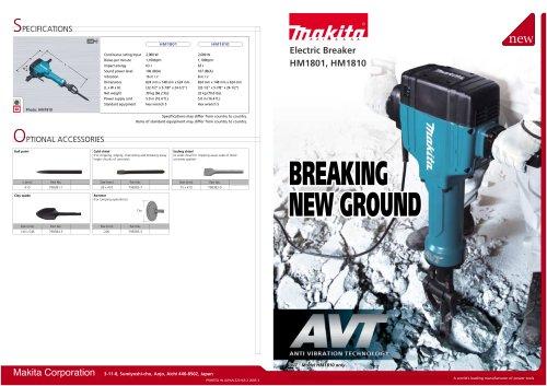 Electric Breaker   HM1801