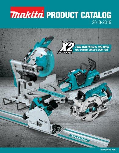 Product Catalog 2018/2019