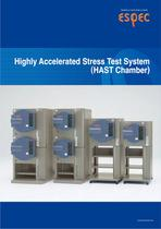 Highly Accelerated Stress Test Chambers HAST