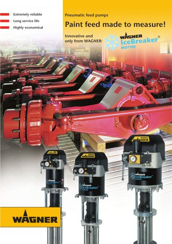 IceBreaker® Low Pressure Pumps