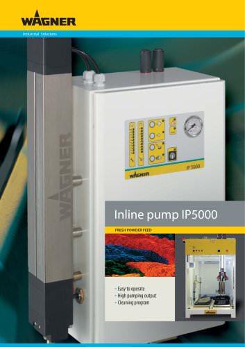 Inline pump IP5000