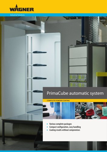 PrimaCube automatic system