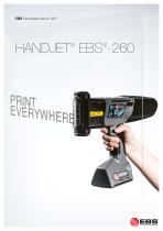 HANDJET EBS-260