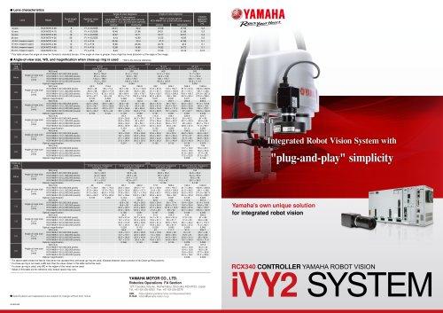 YAMAHA Vision System Ivy2