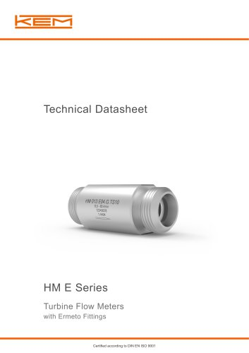 HM E Series