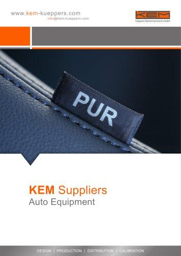 KEM Automotive Suppliers