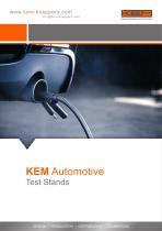 KEM Automotive Test Stands