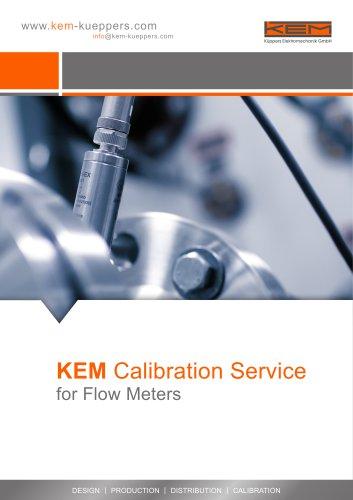 KEM Calibration Service
