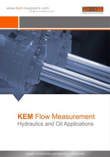 KEM Hydraulics and Oil Applications