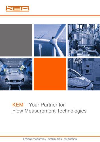 KEM - Your Partner for Flow Measurement Technologies