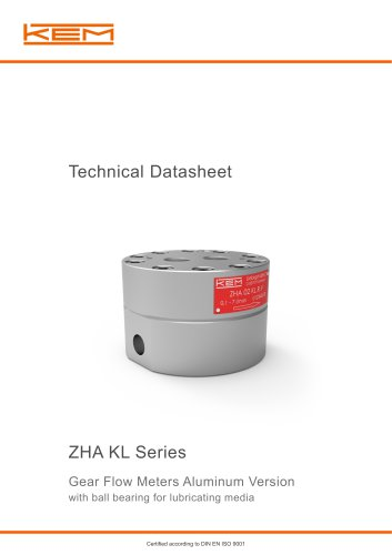 ZHA KL Series