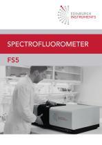 SPECTROFLUOROMETER F5