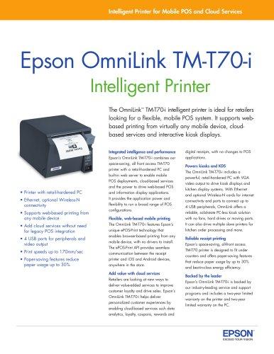 OmniLink TM-T70-i