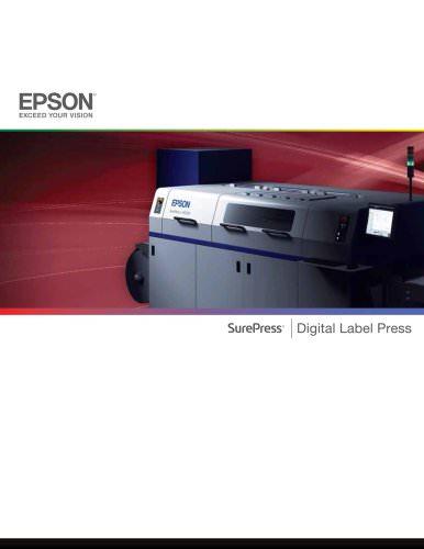 SurePress L-4033 Brochure