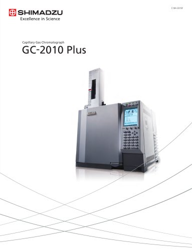 Capillary GC-2010 Plus