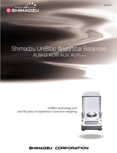 Catalog AU-Series