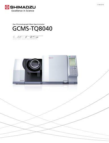 Gas Chromatograph Mass Spectrometer GCMS-TQ8040