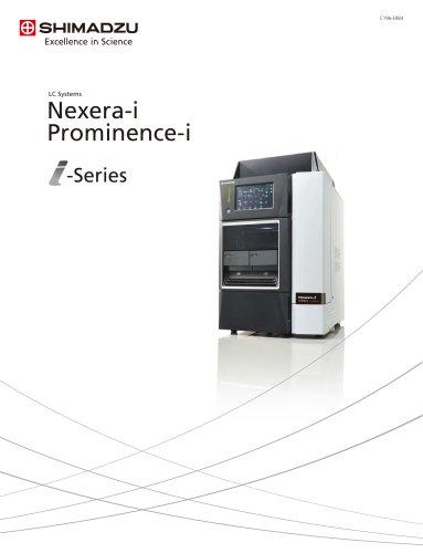 Nexera-i / Prominence-i (i-Series)