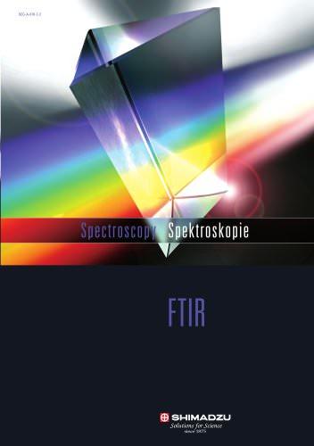 Shimadzu FTIR Overview