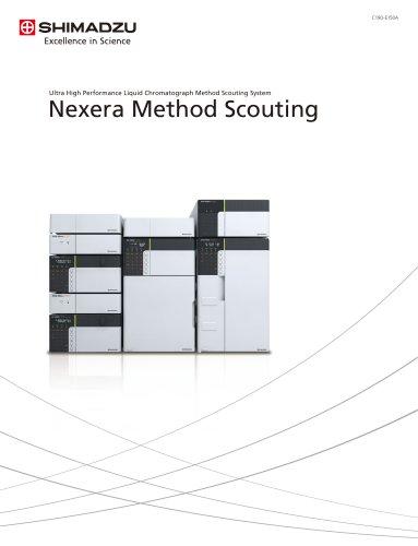 UHPLC Method Scouting System Nexera