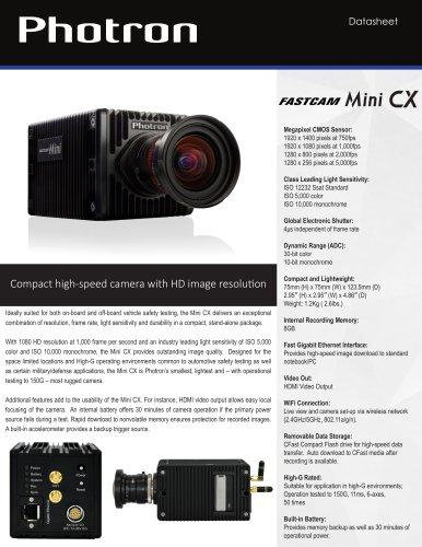 FASTCAM Mini CX