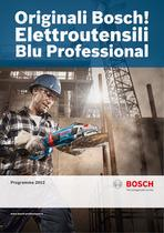 Elettroutensili professionali blu