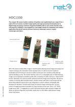 HDC1330 - compact HD camera module