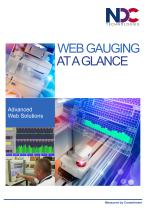 WEB GAUGING  AT A GLANCE